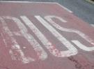 signalisation arrêt de bus, Cork