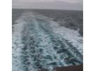 Arrivée en ferry