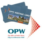 OPW Heritage Card