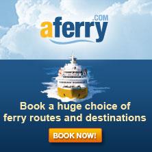 réserver un ferry