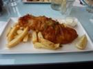 restaurant de fish & chips