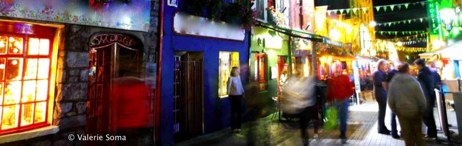 galway by night