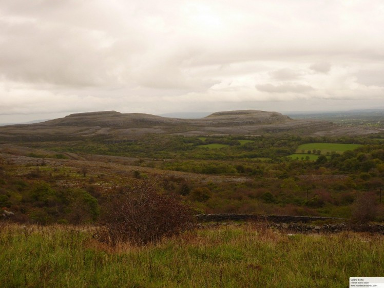 Burren mountains