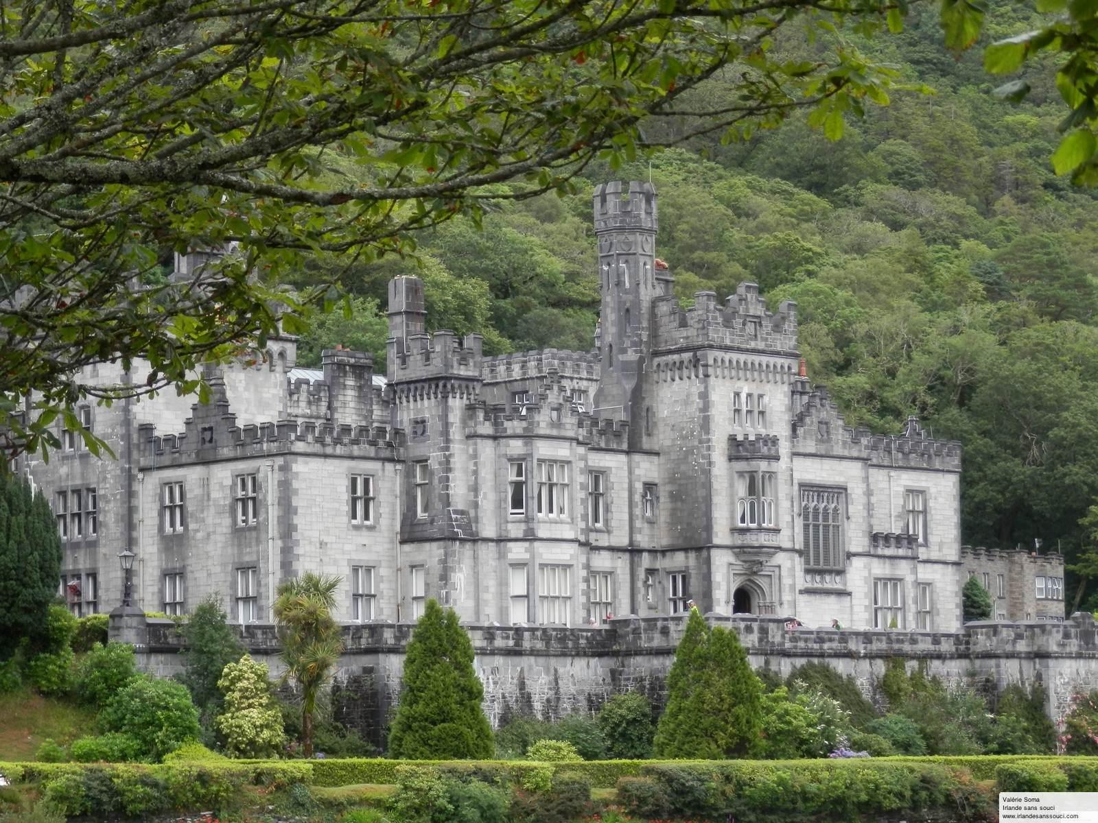 Le voyage organis en irlande caract ristiques communes for Voyage organise jardins anglais