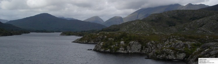 Lady's view - Killarney