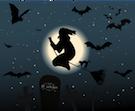 Festivals d'Halloween et maisons hantées