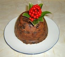 Concours photo Christmas pudding