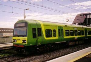 train DART dublin