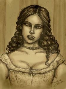 femme vampire