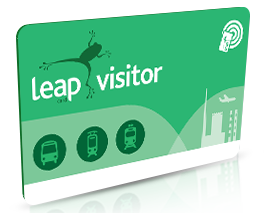 leap card-visitor
