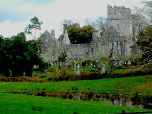 killarney abbaye muckross