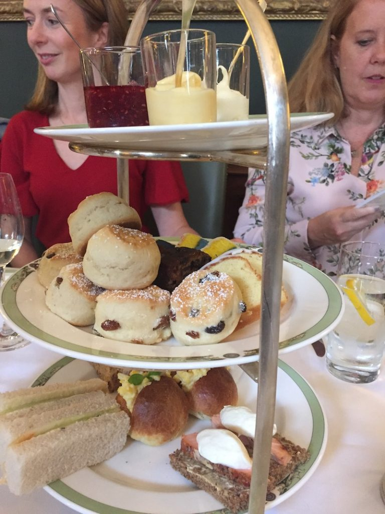 merrion - afternoon tea