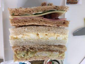 vintage tour sandwich