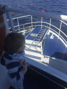 lough derg bateau