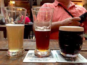 mulligan restaurant - biere