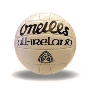 balle foot gaelique